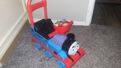 Thomas and friends ride on