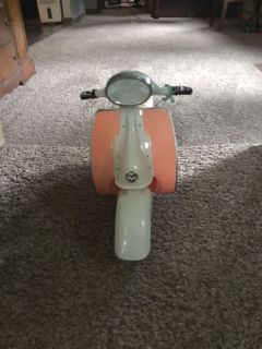 American girl doll motorcycle