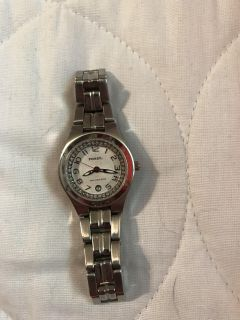 Fossil watch (used/needs battery)