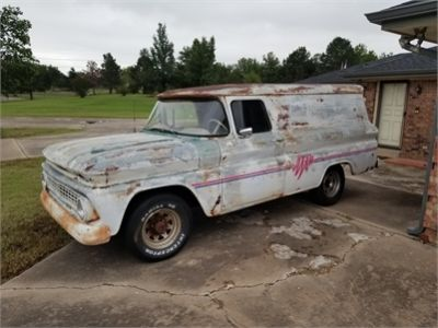 1963 Chevy Panel Truck