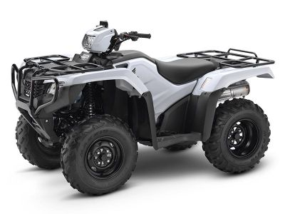 2017 Honda FourTrax Foreman 4x4 Utility ATVs North Reading, MA