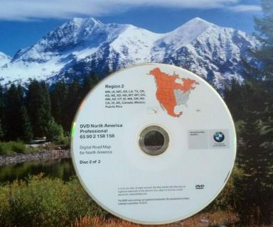 Sell 158 BMW West 2011 Navigation DVD 2004 2005 2006 2007 08 2009 645Ci 645Cic 650i motorcycle in Colorado Springs, Colorado, US, for US $93.99