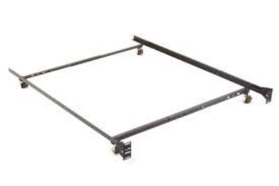 Twin bed frame-no middle support