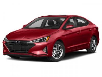 2019 Hyundai Elantra Limited (SCARLET RED)