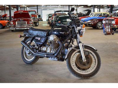 1979 Moto Guzzi Motorcycle