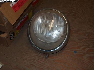 rare fluted headlight assy