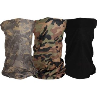 Sell Zan Headgear Mens Army Motley Tube Three Packs motorcycle in Manitowoc, Wisconsin, United States, for US $22.48