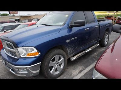 2010 Dodge Ram 1500 Hemi Leather