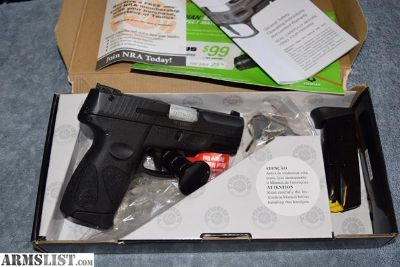 For Sale: Taurus PT111 G2 NEW