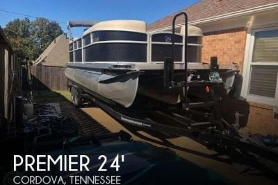 2016 Premier 240 Sunspree RF Tritoon