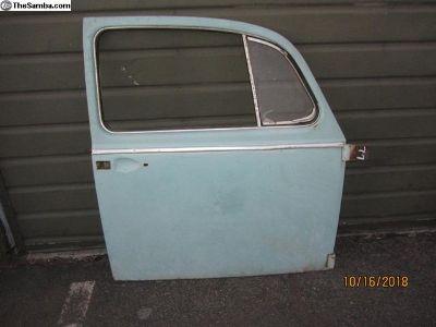 passenger side bug door #77