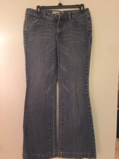 Faded Glory Jeans - stretch flare