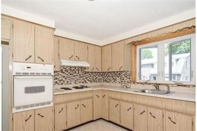 Newly Renovated Kitchen with finish basement. Offstreet parking!