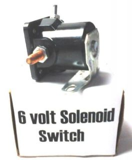 Sell Lincoln Starter solenoid 1941 1942-1946 1947 1948 1949 1950 1951 new 6 volt unit motorcycle in Duluth, Minnesota, United States, for US $29.98