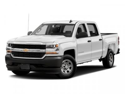 2018 Chevrolet Silverado 1500 Work Truck Chevy Dealer Servin (Summit White)