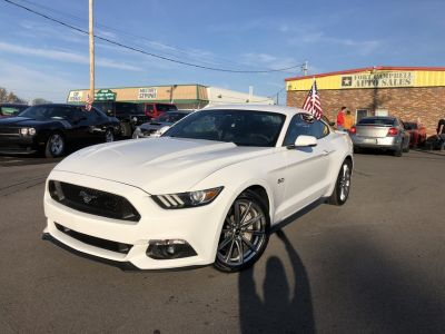 2015 FORD MUSTANG GT PREMIUM COUPE 2D V8 5.0 Liter