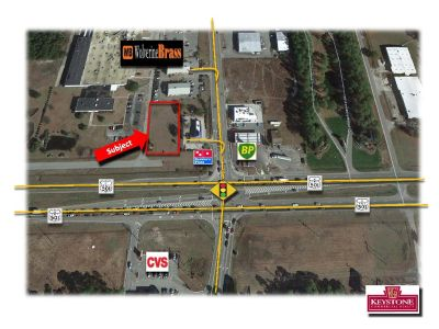 Wolverine Outparcel- 0.58 Acres-For Sale-Myrtle Beach-Keystone Commercial Realty
