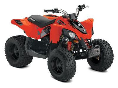 2018 Can-Am DS 90 Kids ATVs Bennington, VT