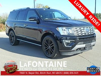 2018 Ford Expedition Limited (Shadow Black)