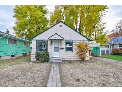2 Bed 1 Bath Foreclosure Property in Spokane, WA 99208 - E Joseph Ave
