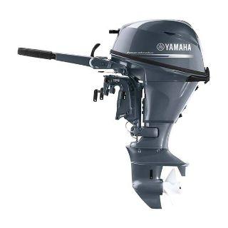 2018 Yamaha F25 Portable Tiller ES 4-Stroke Outboard Motors Newberry, SC