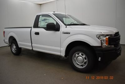 2018 Ford F-150 XL (Oxford White)