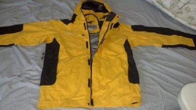 Columbia Titanium Jacket New