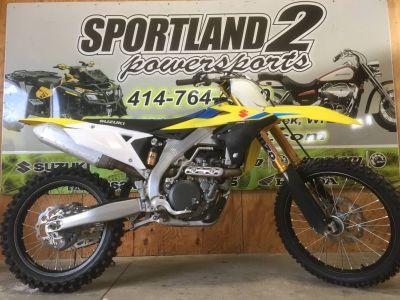 2018 Suzuki RM-Z450 Motocross Off Road Motorcycles Oak Creek, WI
