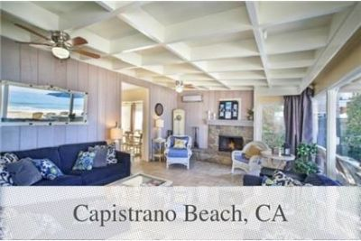 Capistrano Beach, 3 bed, 1.75 bath for rent. Parking Available!