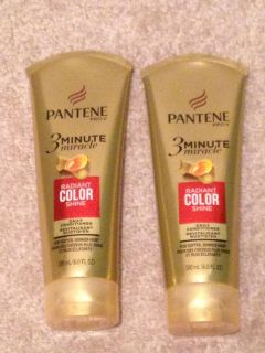 Pantene 3 Minute Miracle Radiant Color