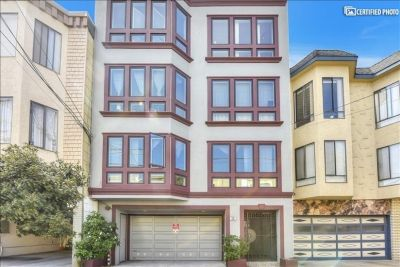 $6500 2 townhouse in Sunset District