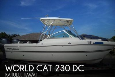 2017 World Cat 230 DC