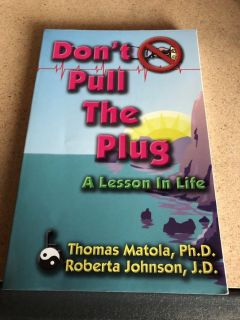 Don t pull the plug. $2.00