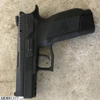 For Sale: CZ P-07, 9mm, 5 magazines