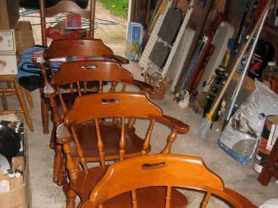 Furniture and Antique restoration 281-0302