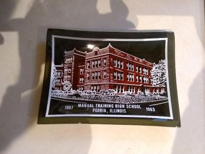Peoria Manual HS Glass Plate