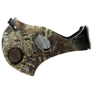Purchase RZ Mask M1 Mossy Oak Duck Blind Air Filtration Adult Protective Masks motorcycle in Manitowoc, Wisconsin, United States, for US $35.95