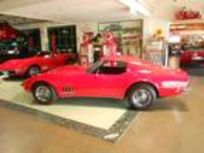 Used 1969 Chevy Corvette For Sale