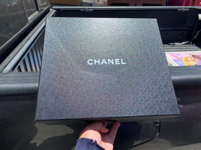 Chanel & Gucci Boxes