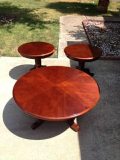 $150, Coffee Table and two end Tables