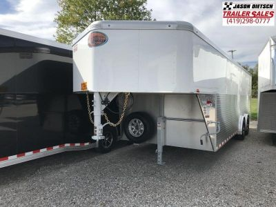 2019 Sundowner Trailers 8x32 Enclosed Cargo Trailer.... STOC