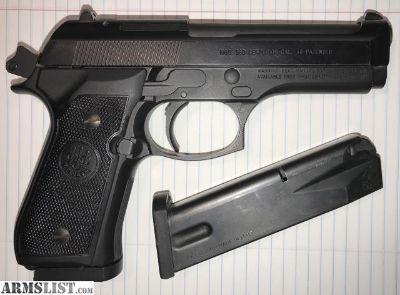 For Sale/Trade: Beretta 96 .40 S&W