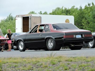1981 Malibu - will sell as roller