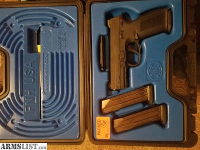 For Sale: Fnh fns9