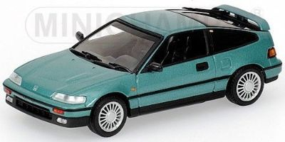 Find Honda CRX Green Si 1/43 scale HIGH QUALITY diecast Minichamps dx hf -only 1 NIB! motorcycle in New Kensington, Pennsylvania, United States, for US $69.95
