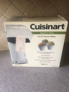 Cuisinart Hot Air Popcorn Maker