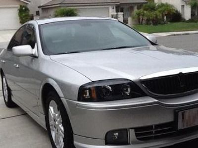 $1,904, 2003 Lincoln LS Sport Looks  drives great