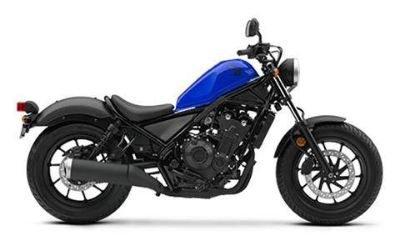 2018 Honda Rebel 500 Cruiser Motorcycles Ontario, CA