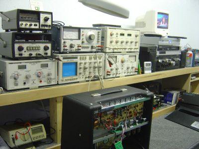 vintage stereo repair