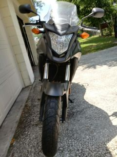 2013 Honda CBX